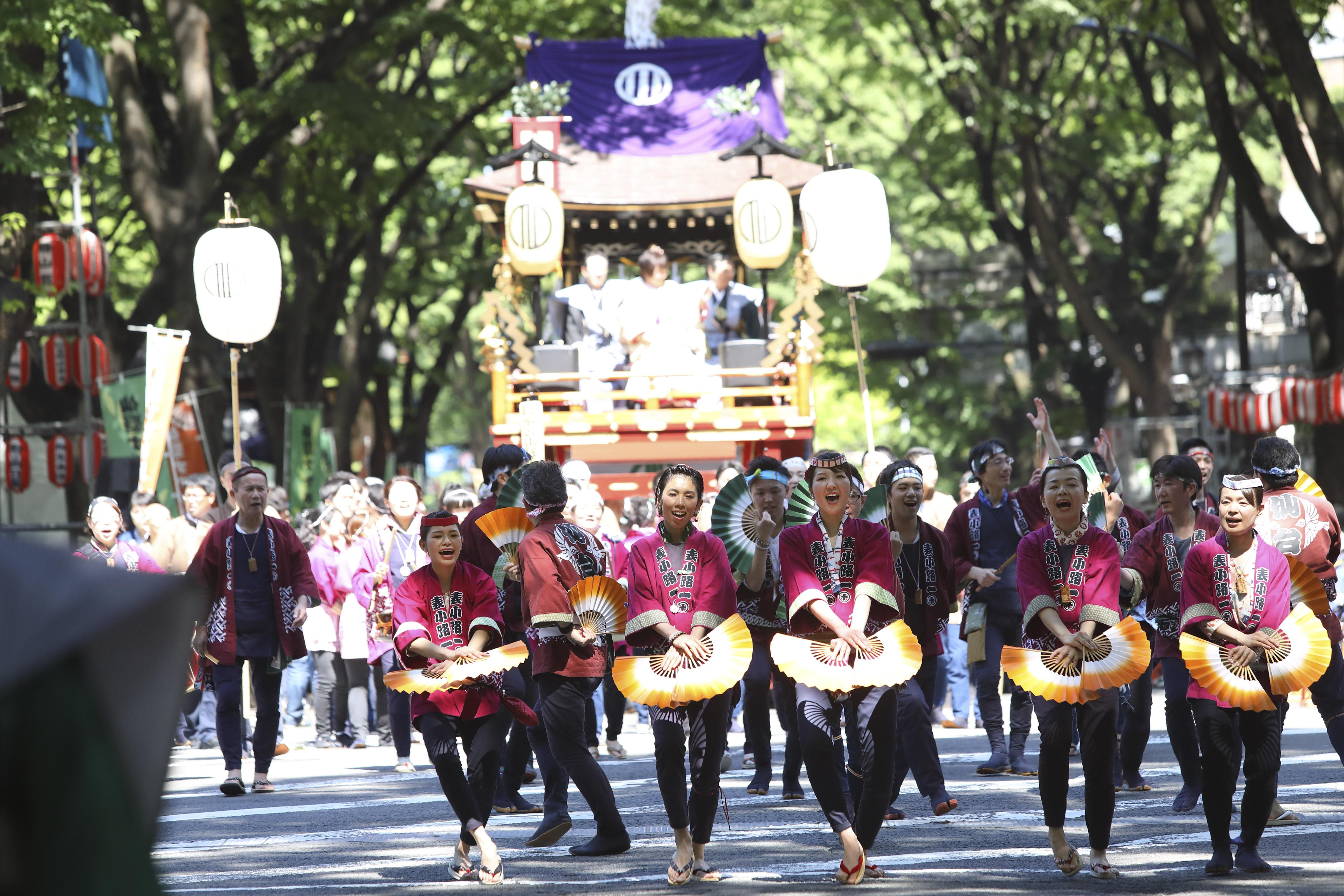 No.010016 仙台青葉まつり