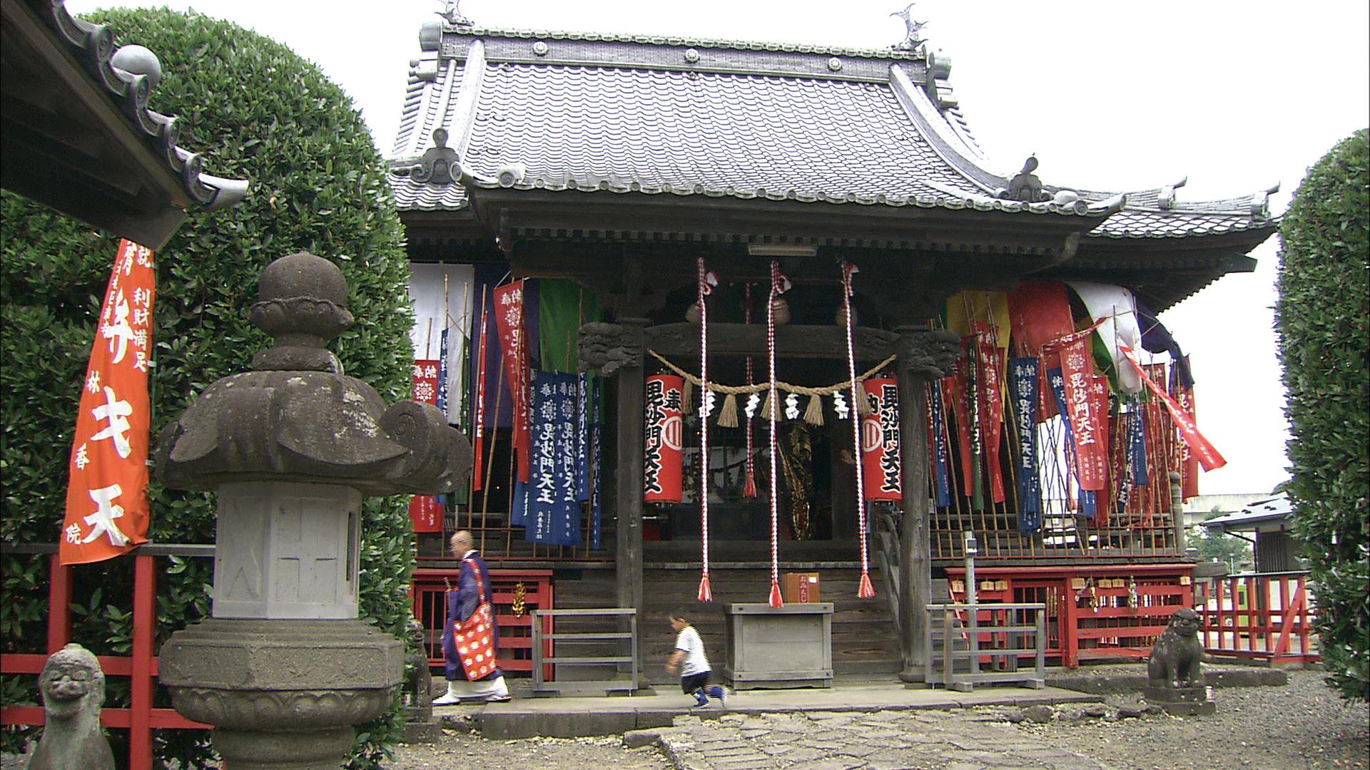No.010146 毘沙門堂