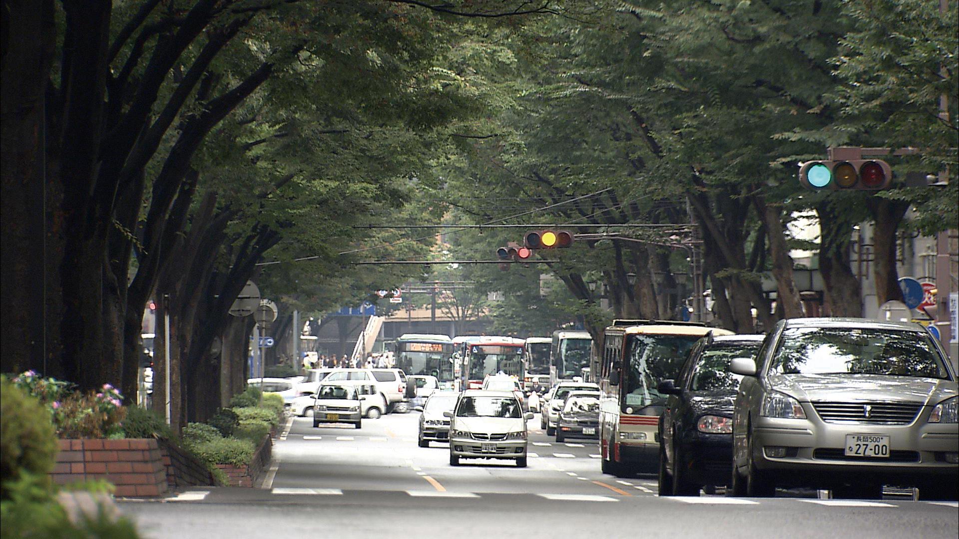 No.010167 青葉通