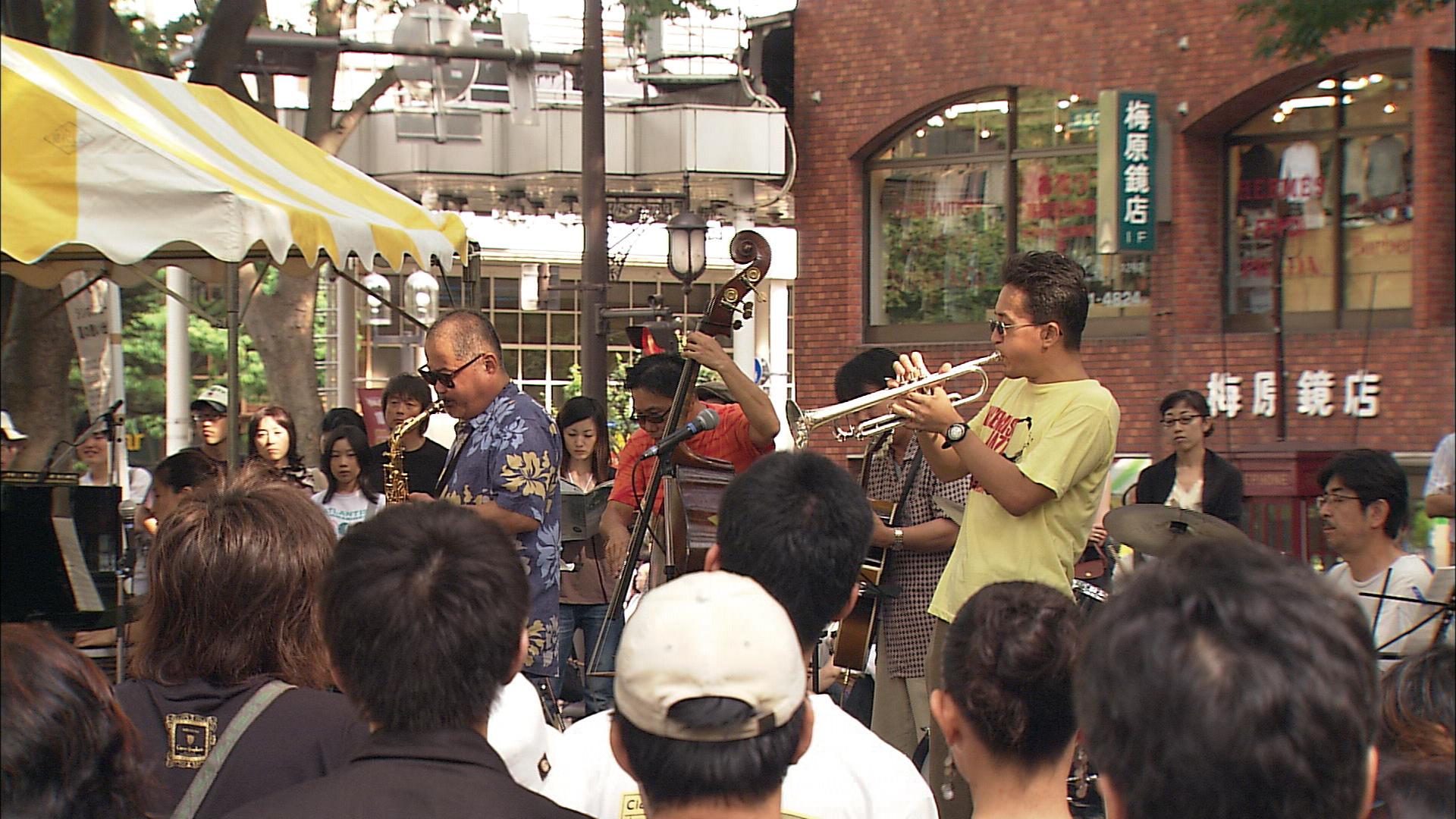 No.010195 定禅寺ストリートジャズフェスティバル