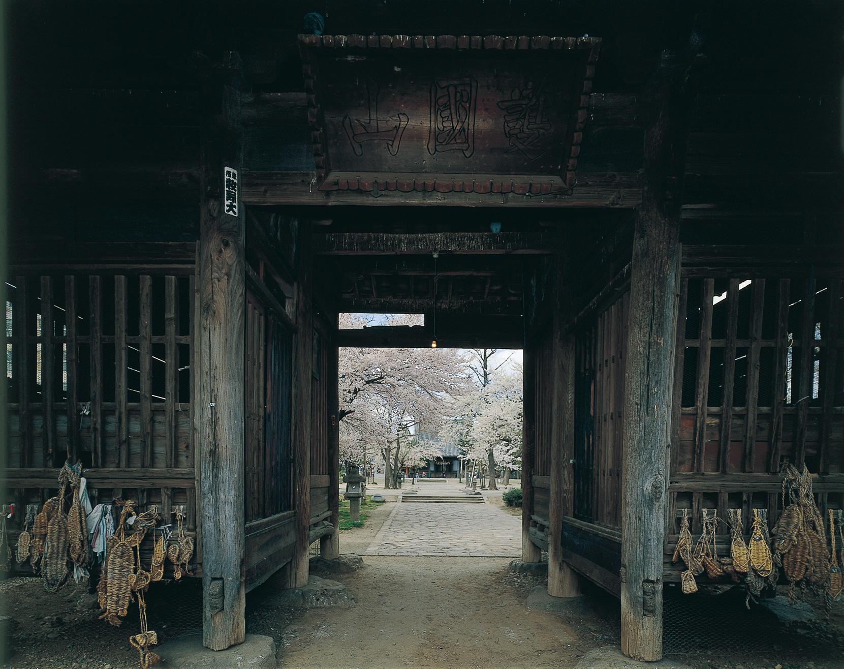 No.010201 陸奥国分寺薬師堂