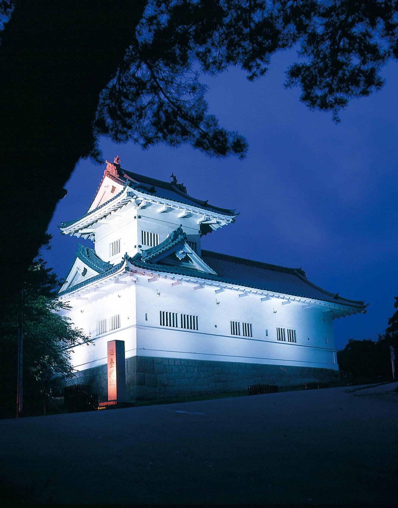 No.010251 仙台(青葉)城址