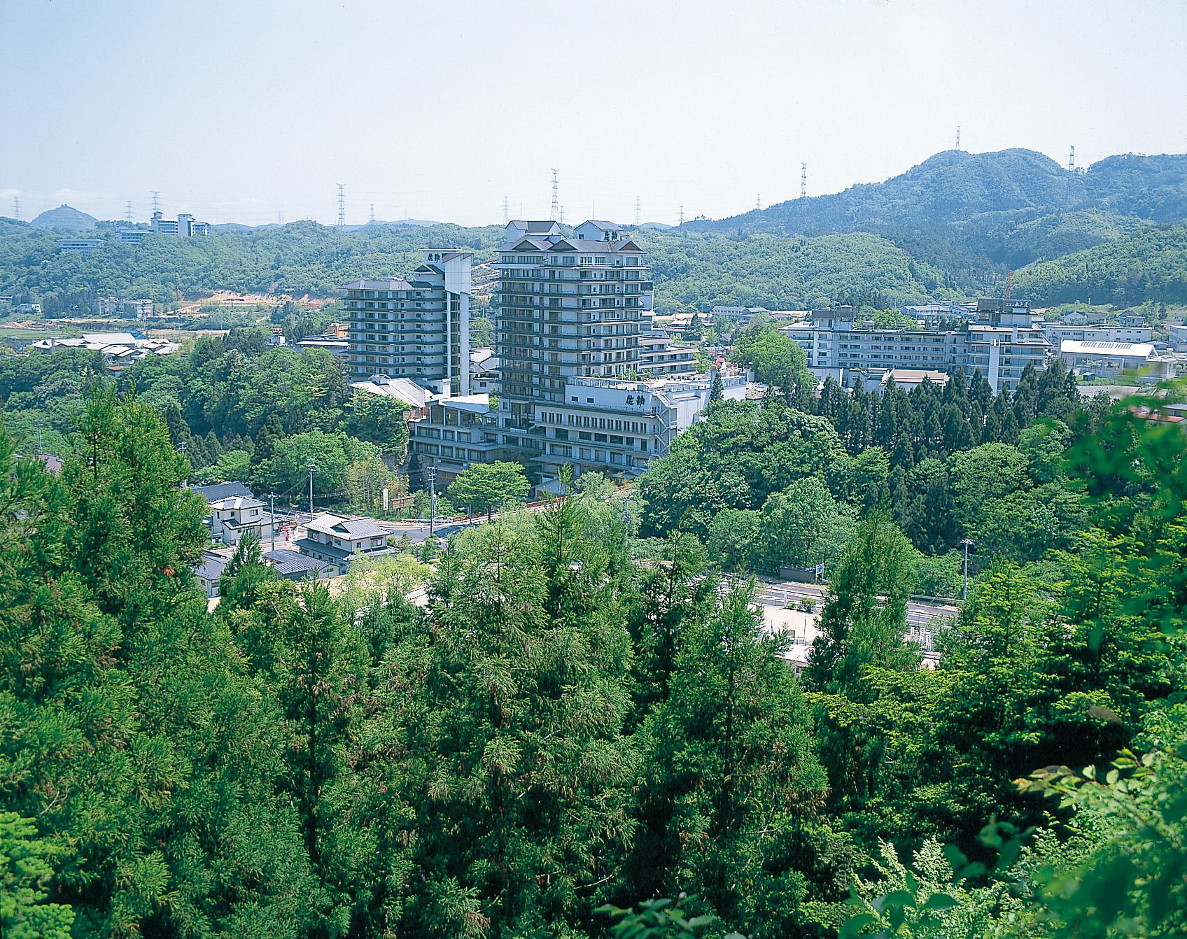 No.010276 秋保温泉