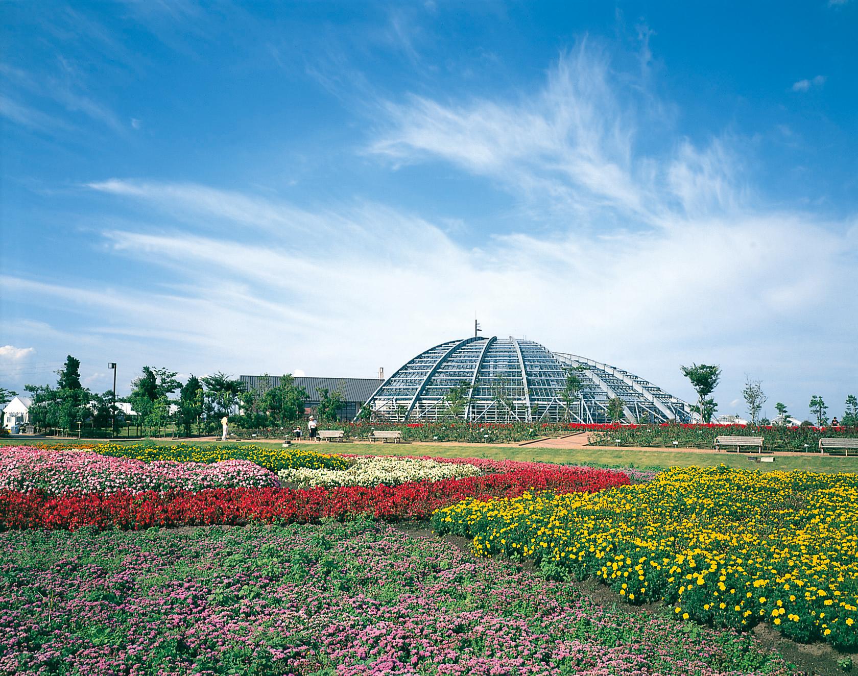 No.010300 仙台市農業園芸センター