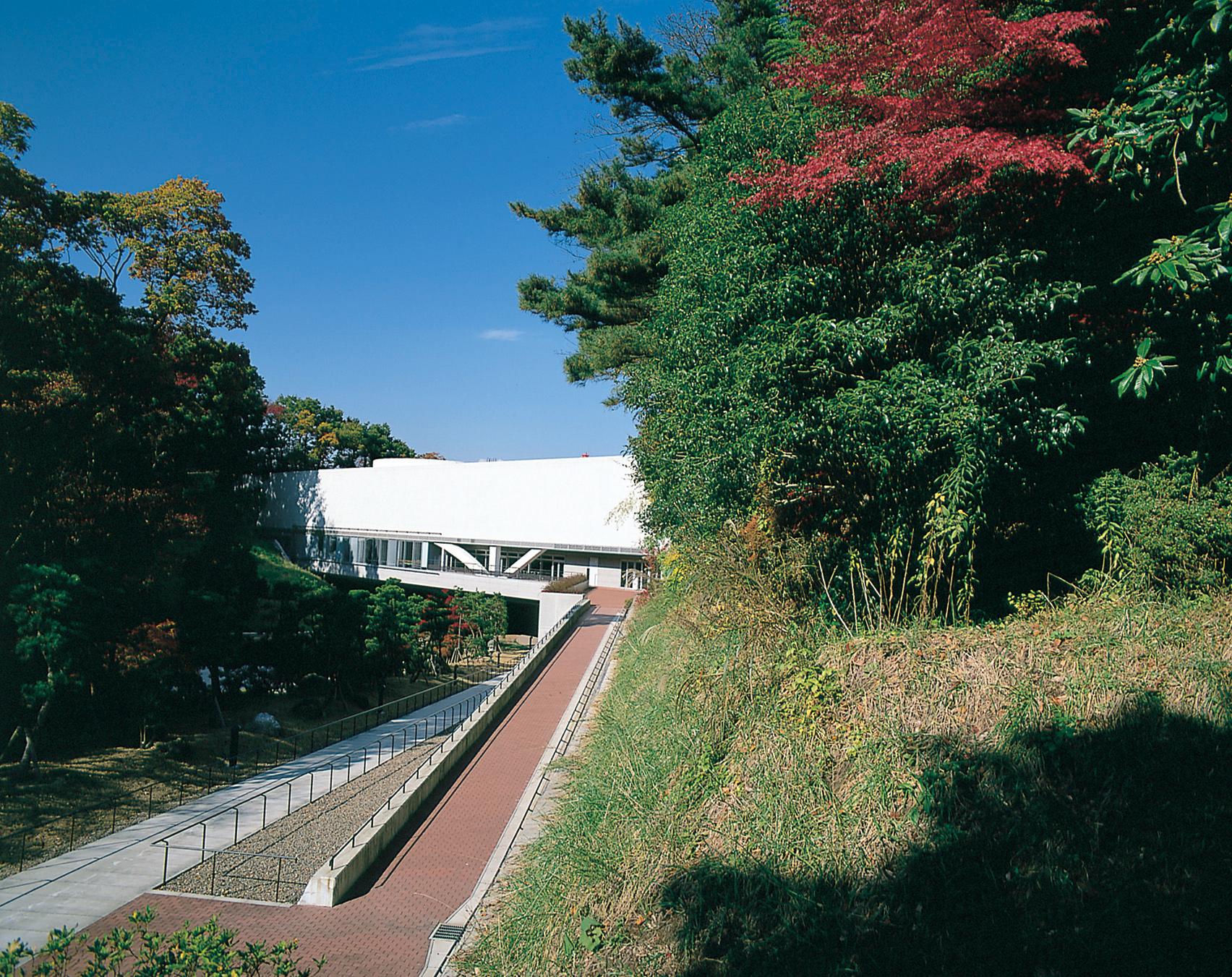 No.010323 仙台文学館