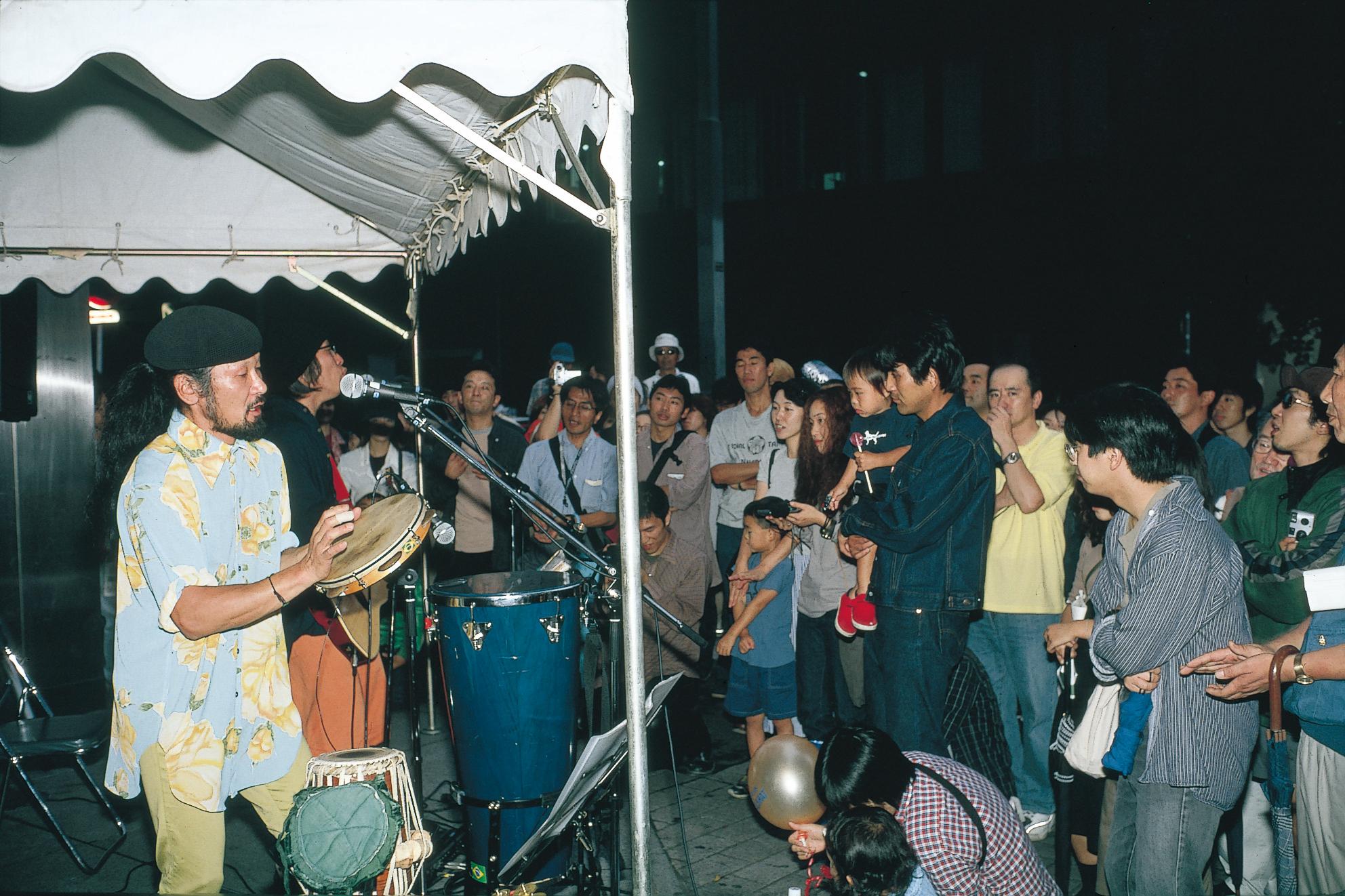 No.010354 定禅寺ストリートJAZZフェスティバル