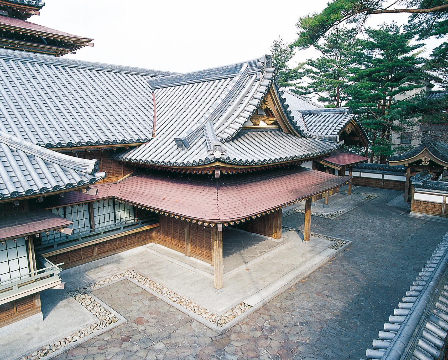 No.010374 仙台武家屋敷
