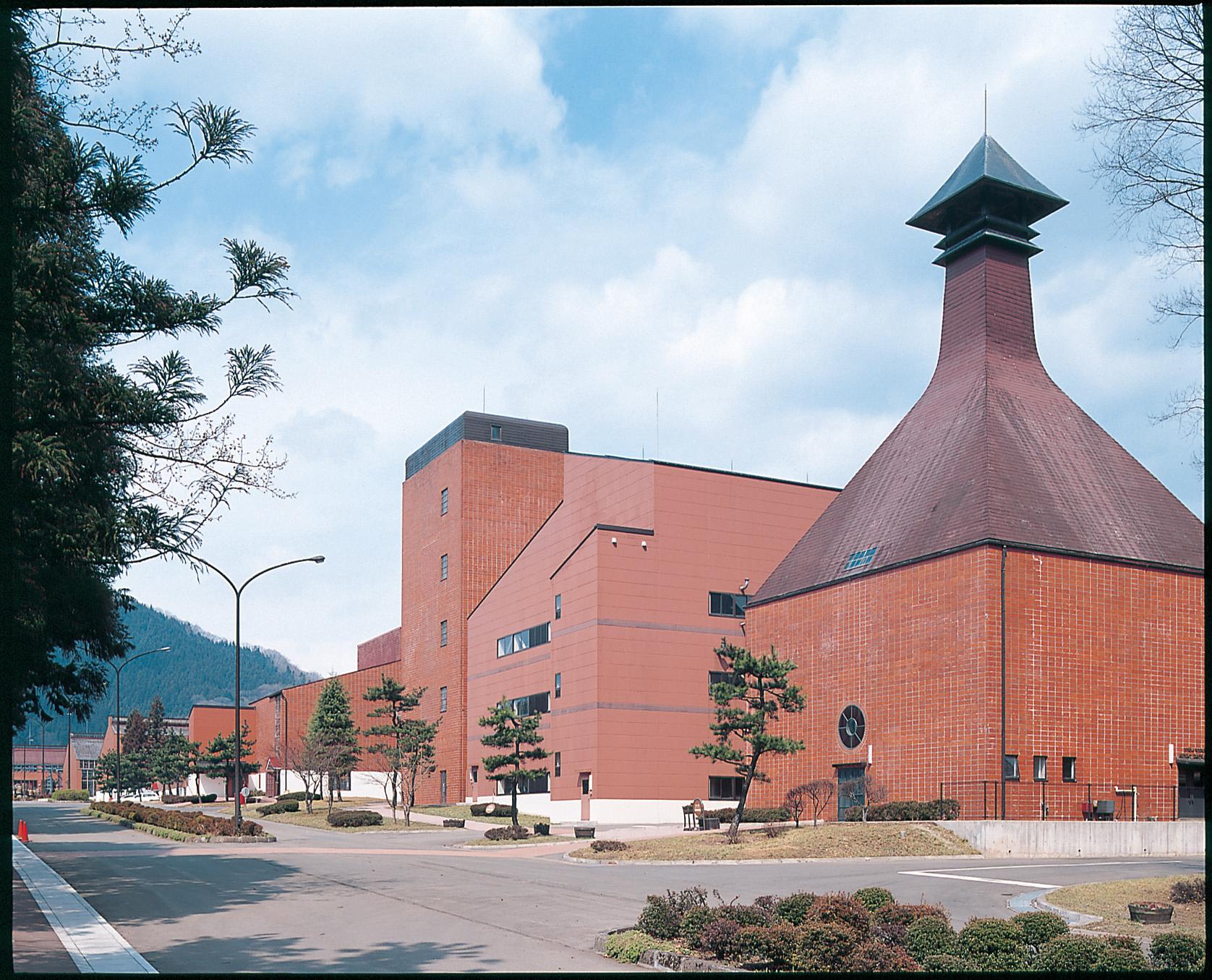 No.010403 ニッカウヰスキー工場