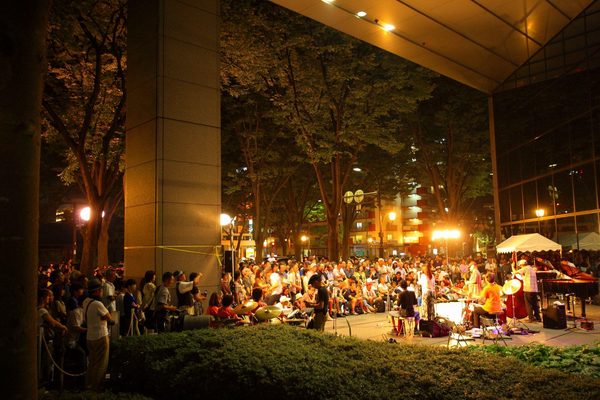 No.010436 定禅寺ストリートジャズフェスティバル