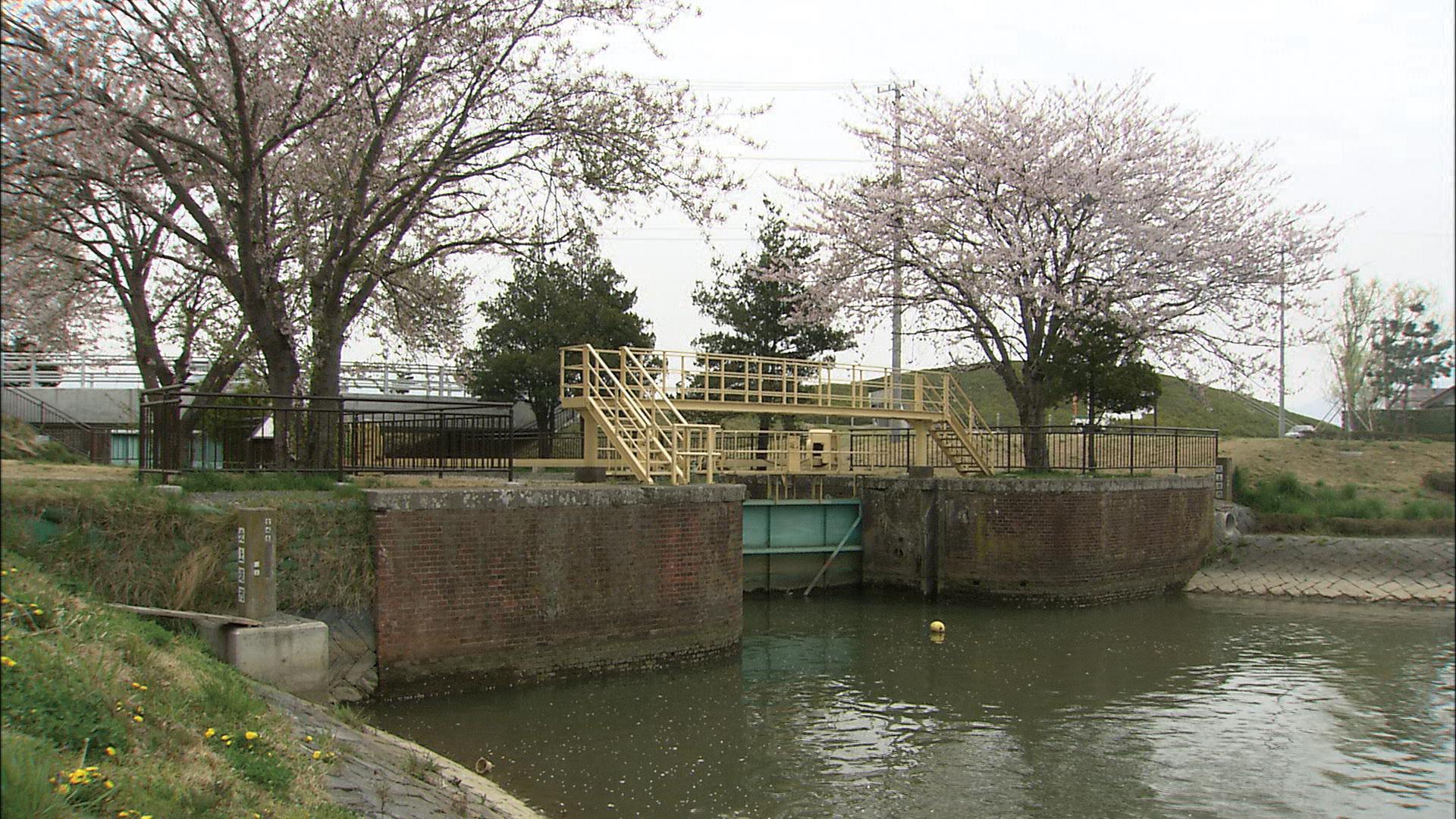 No.020026 石井閘門