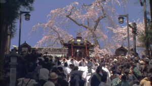 No.030006 塩竃神社帆手祭