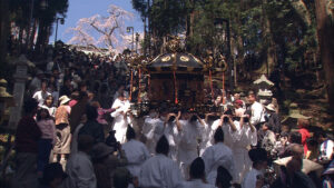 No.030007 塩竃神社帆手祭