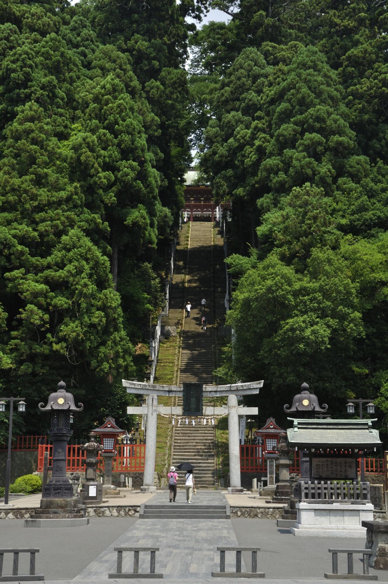 No.030021 鹽竈神社