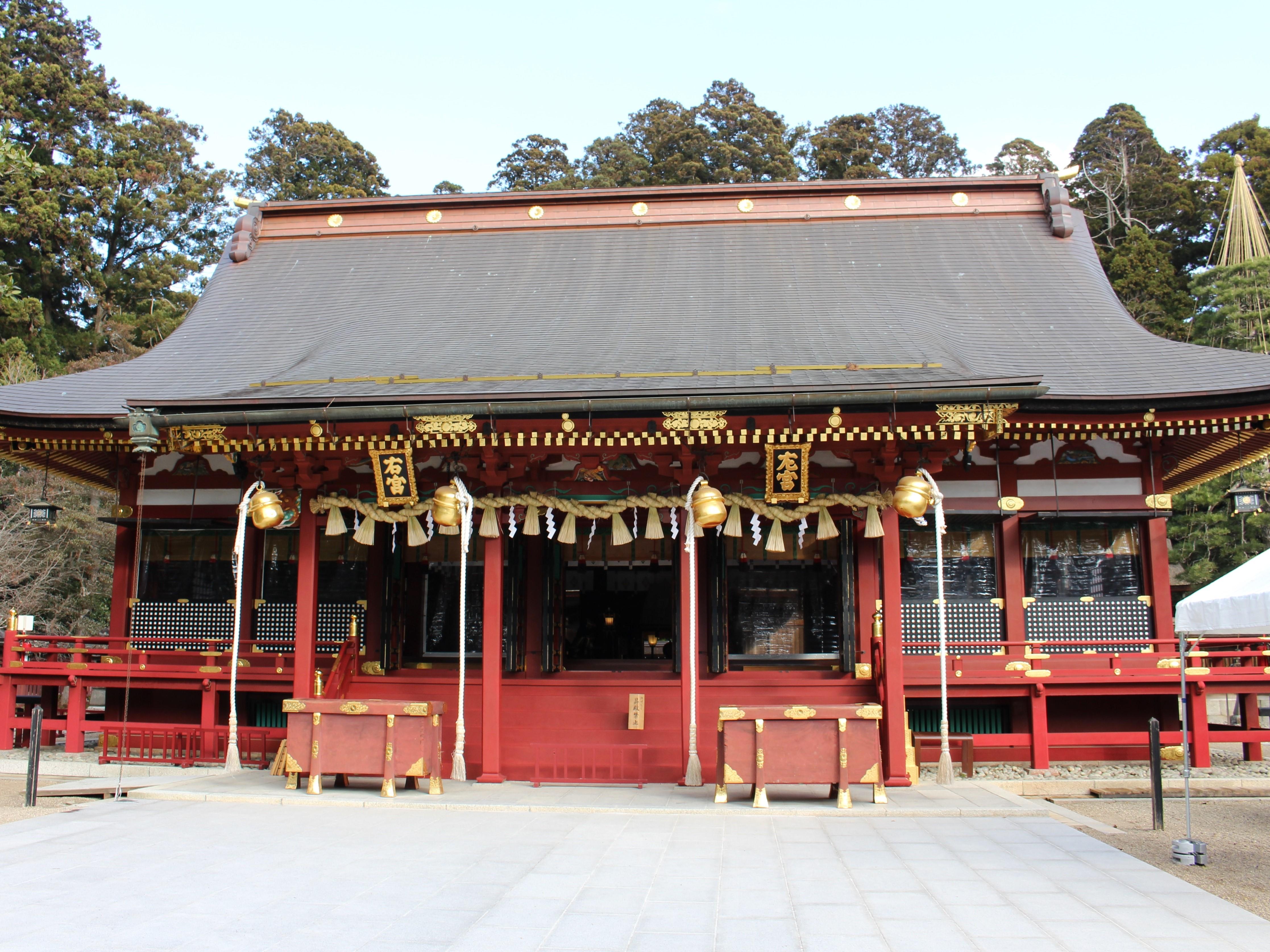 No.030023 塩竈神社