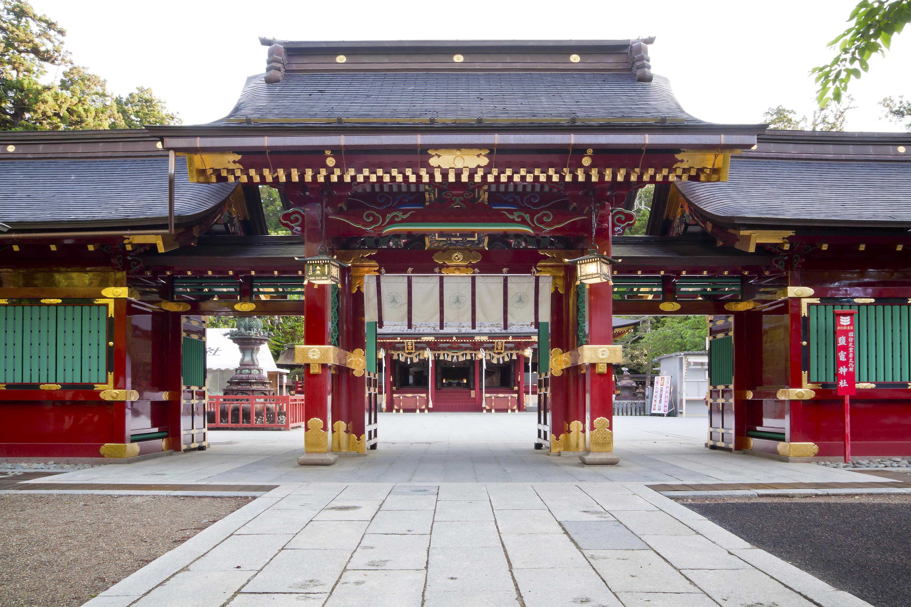 No.030025 塩竈神社