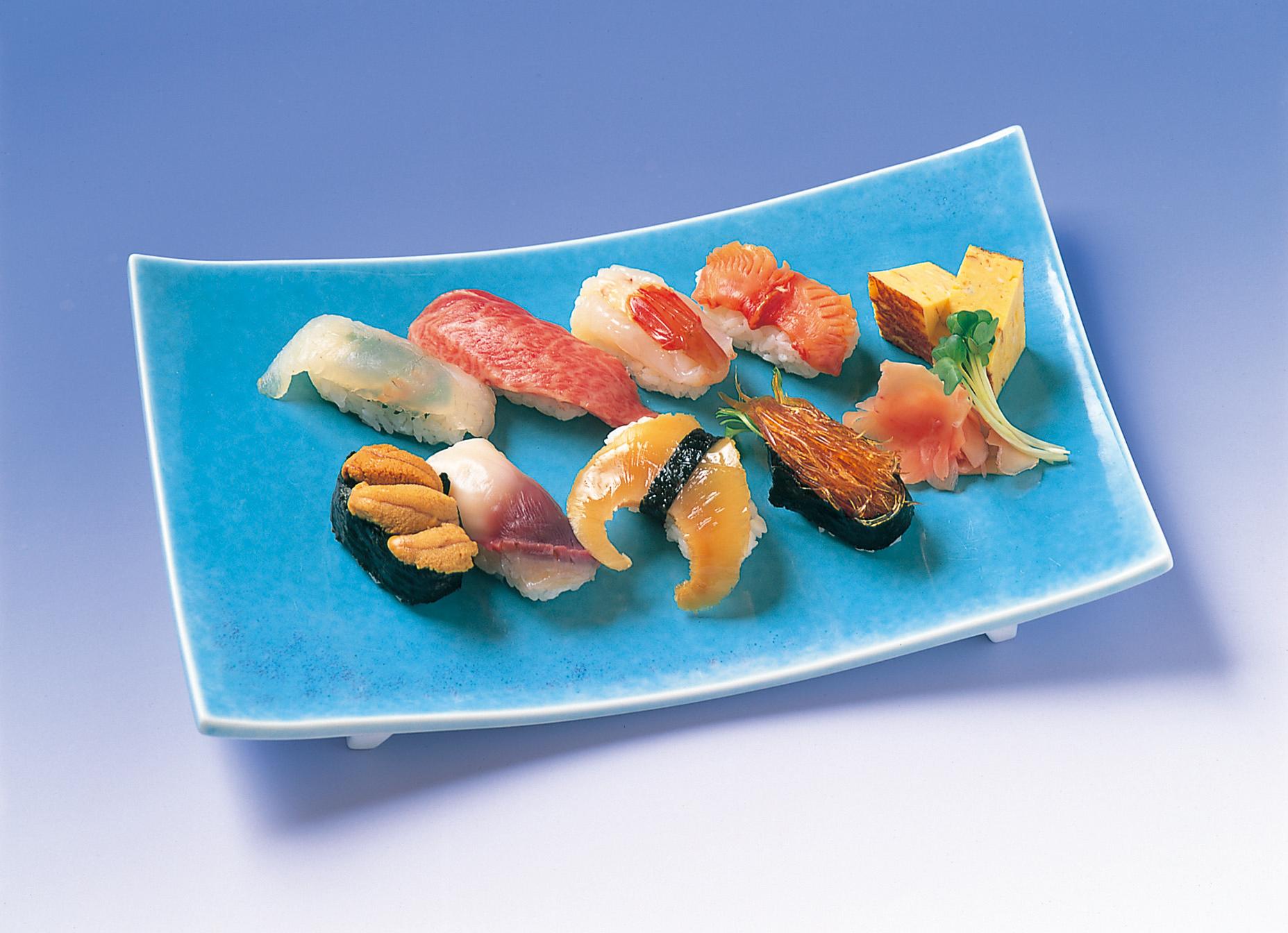 No.040067 ふかひれ寿司
