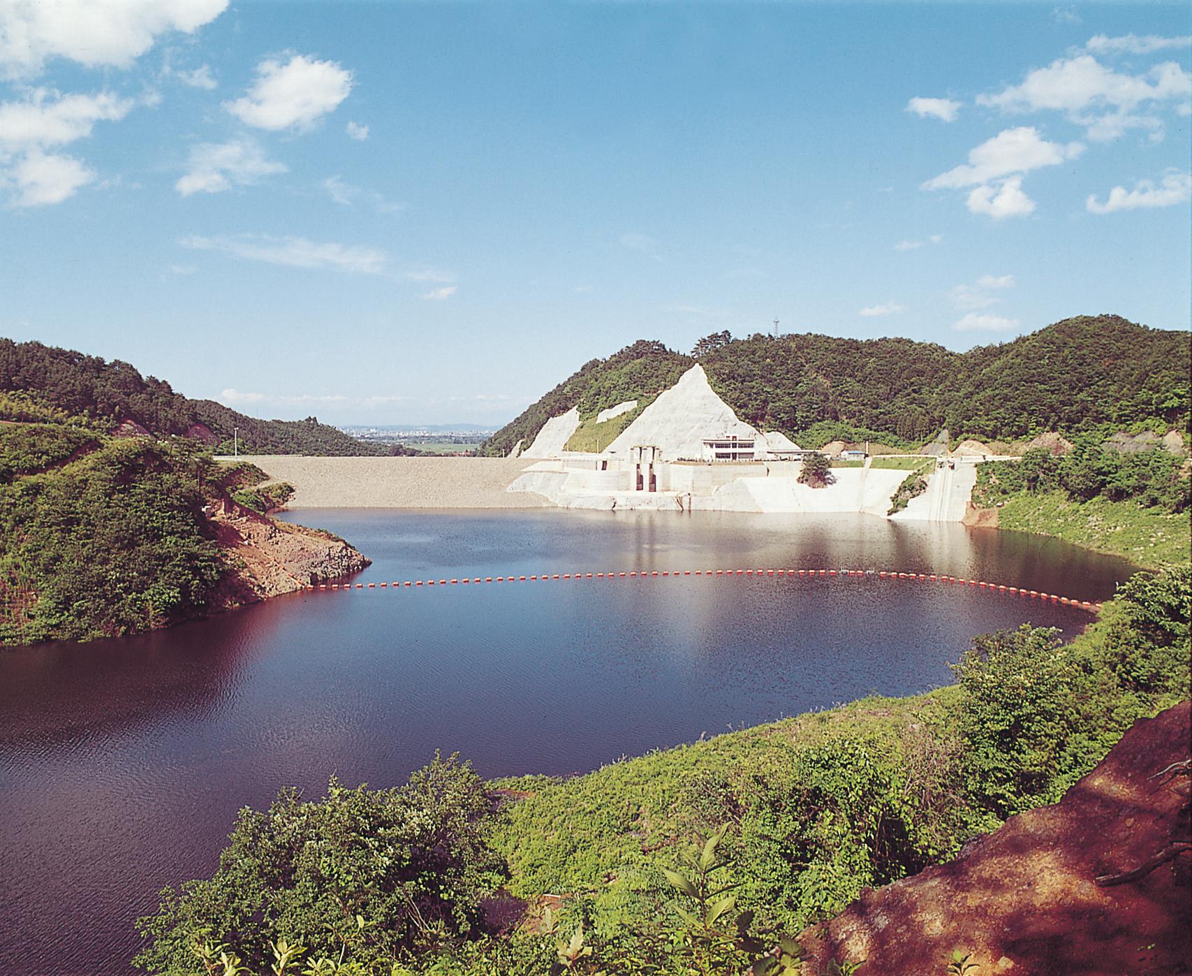 No.060018 樽水ダム