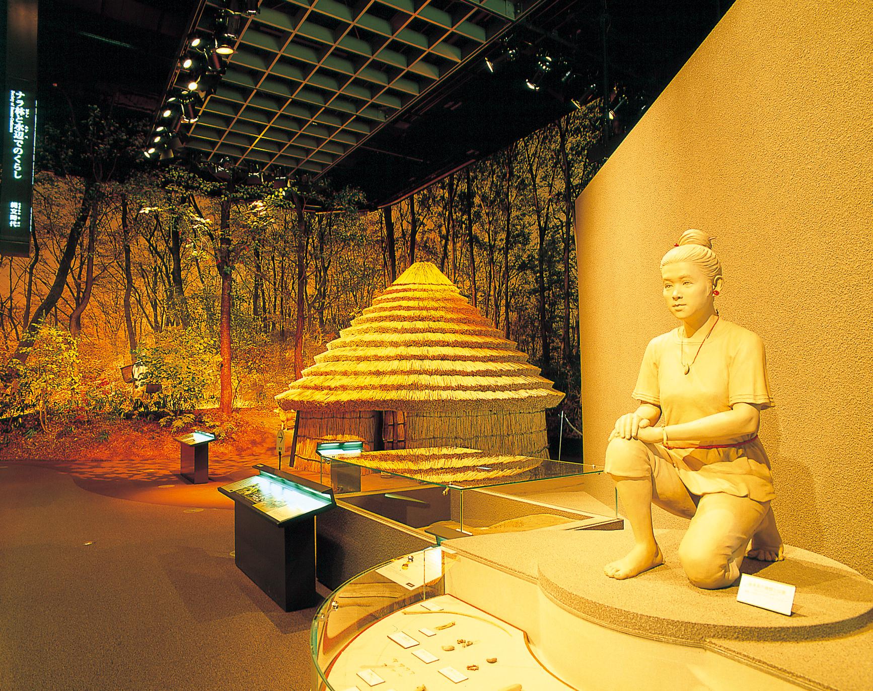 No.080022 東北歴史博物館