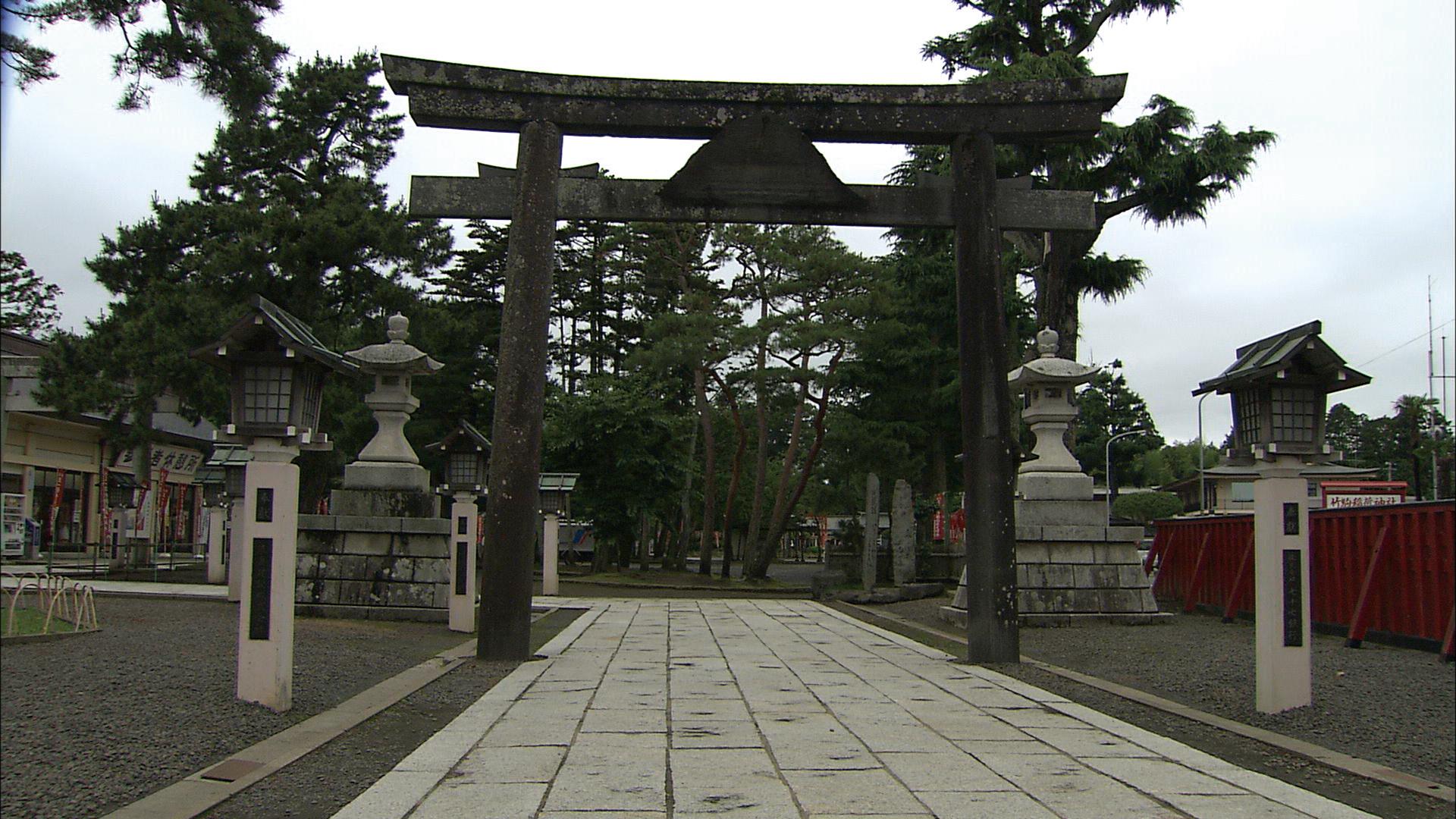 No.090005 竹駒神社
