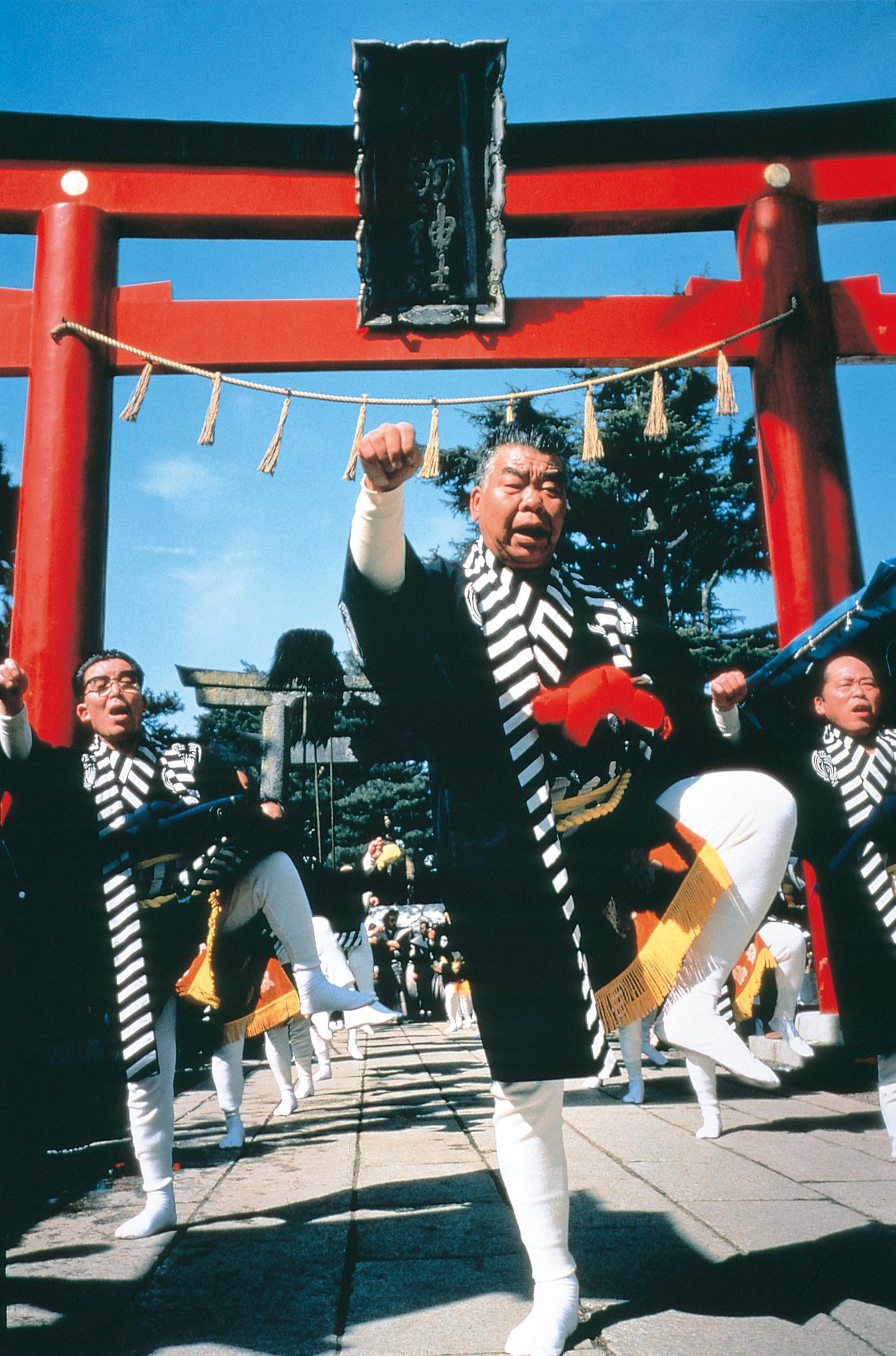 No.090007 竹駒神社初午大祭