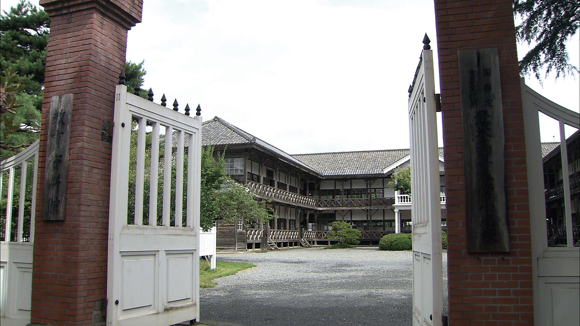No.100040 教育資料館(旧登米高等尋常小学校校舎)
