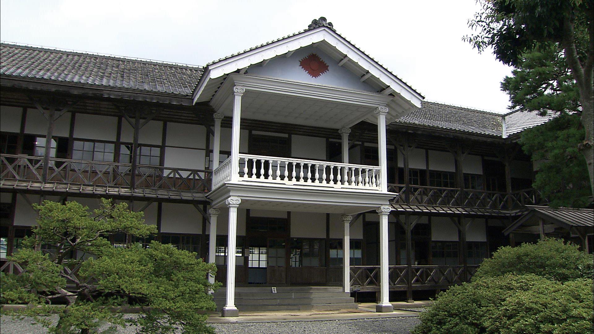 No.100042 教育資料館(旧登米高等尋常小学校校舎)
