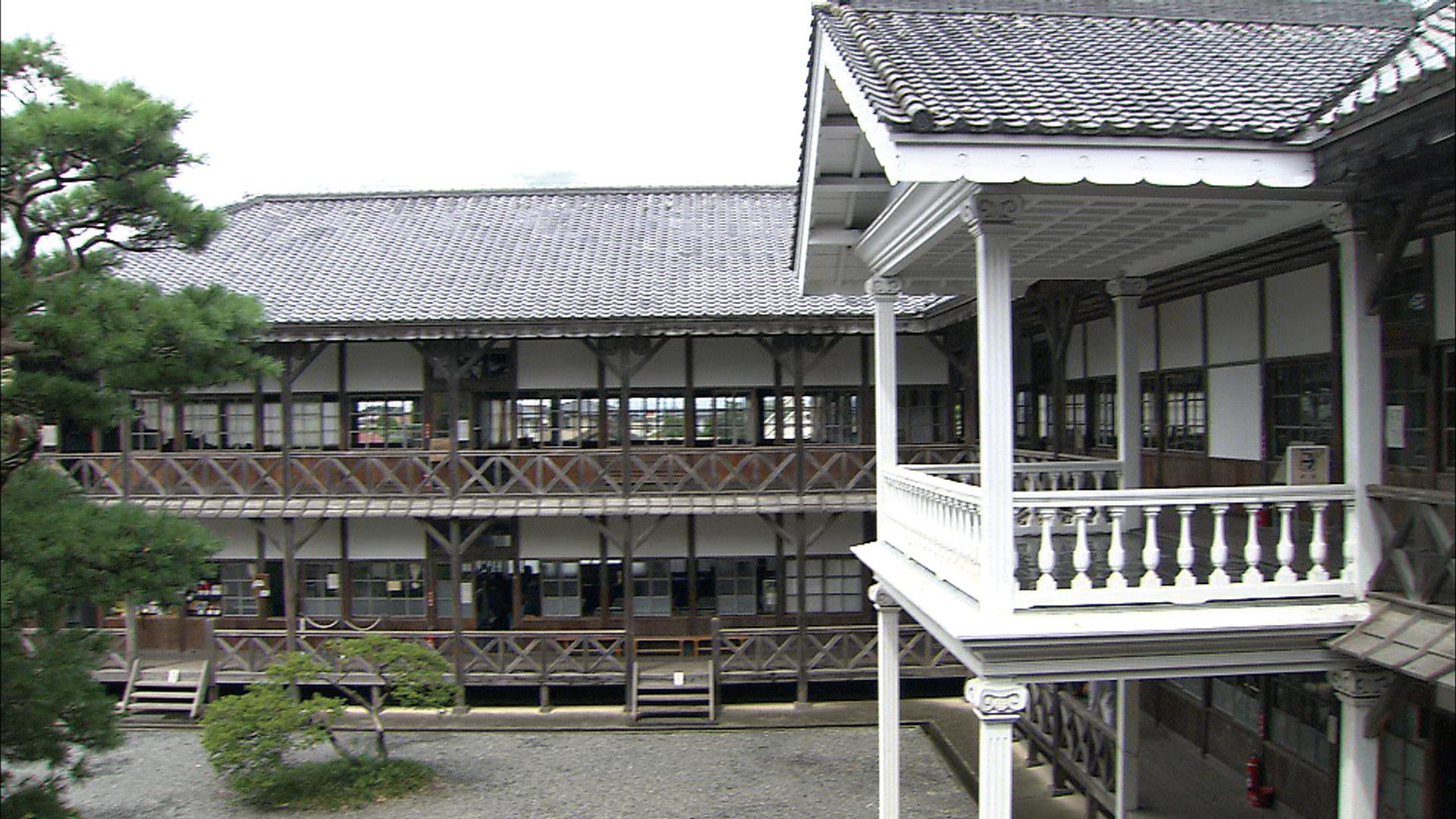 No.100044 教育資料館(旧登米高等尋常小学校校舎)