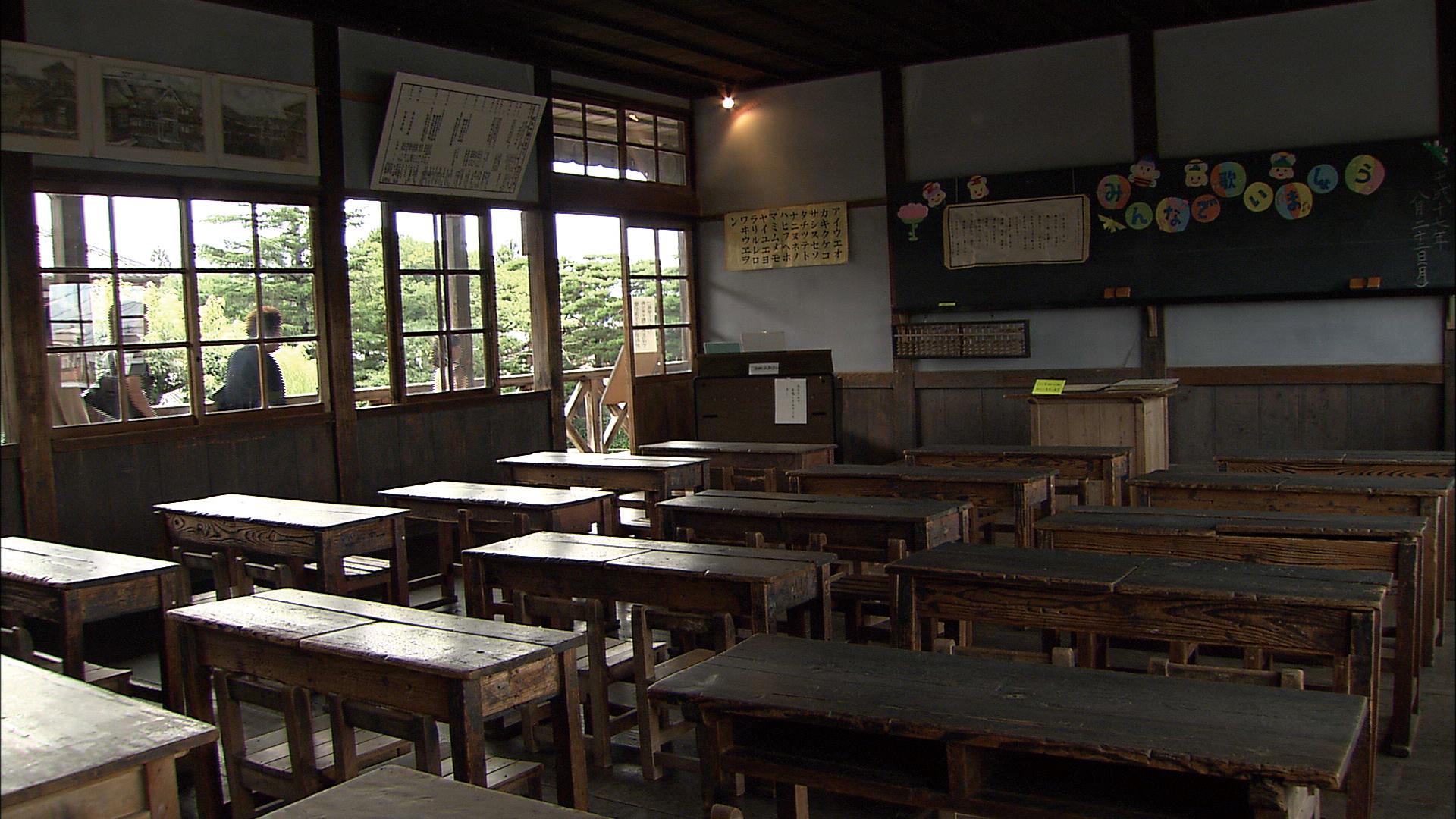 No.100045 教育資料館(旧登米高等尋常小学校校舎)