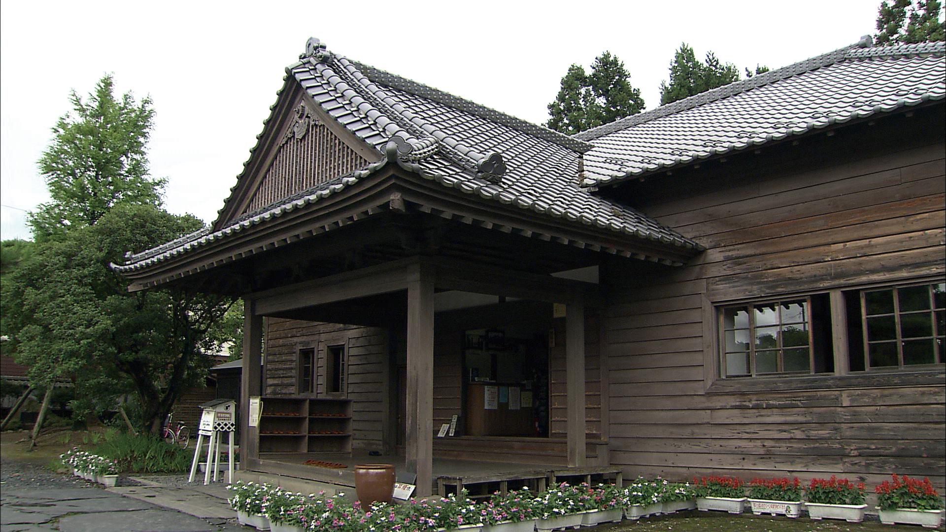 No.100047 水沢県庁記念館(旧水沢県庁庁舎)