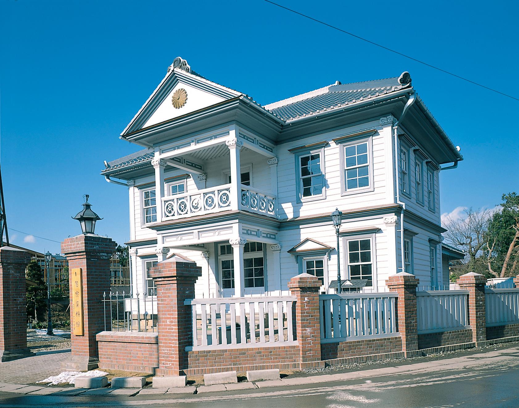 No.100074 警察資料館(旧登米警察署)