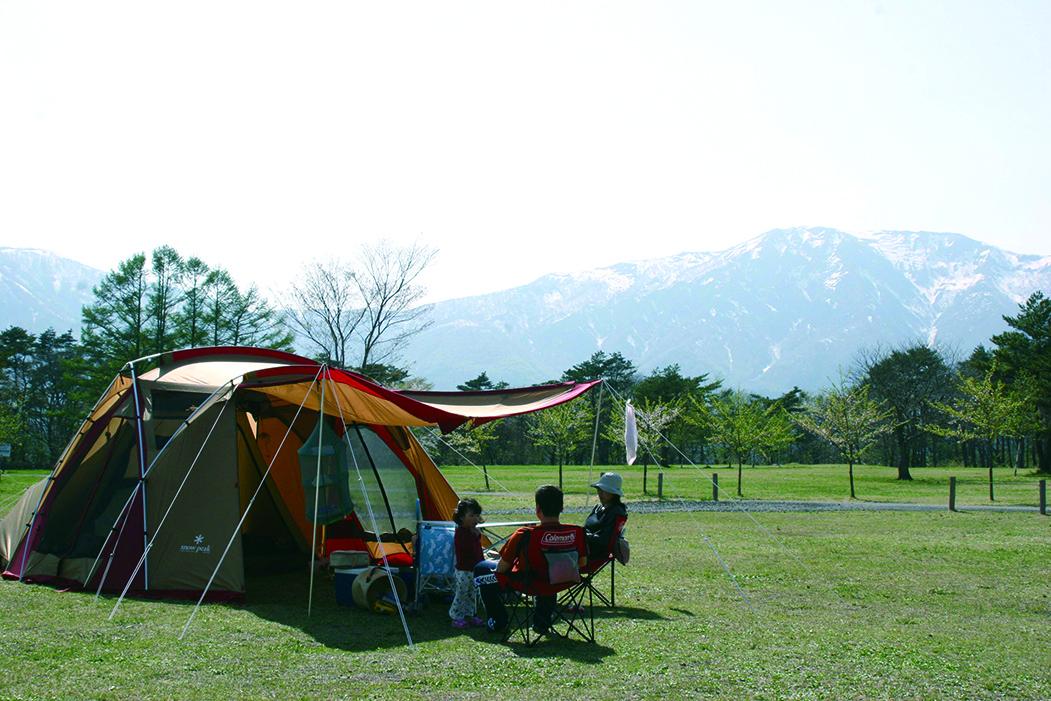 No.130006 吹上高原キャンプ場