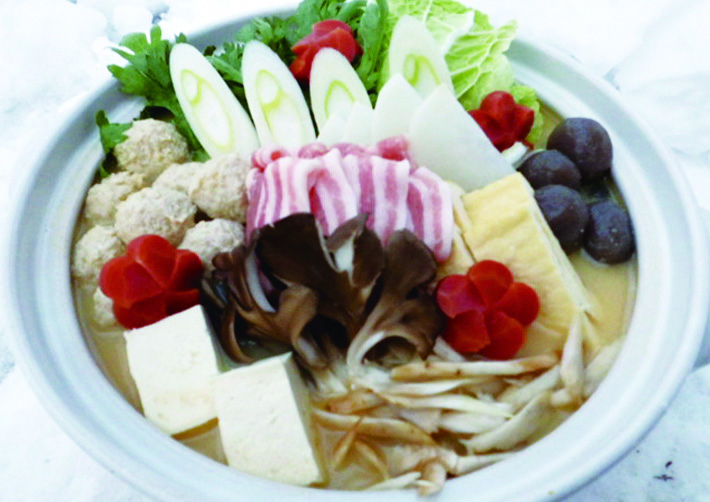 No.130015 なる子ちゃんこ鍋(味噌)