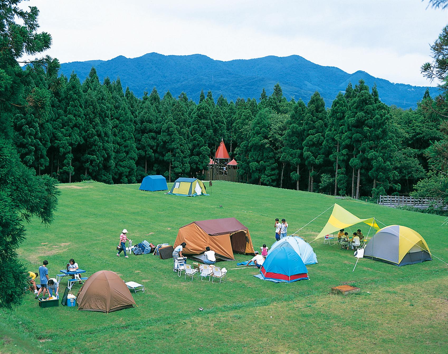 No.130086 吹上高原キャンプ場