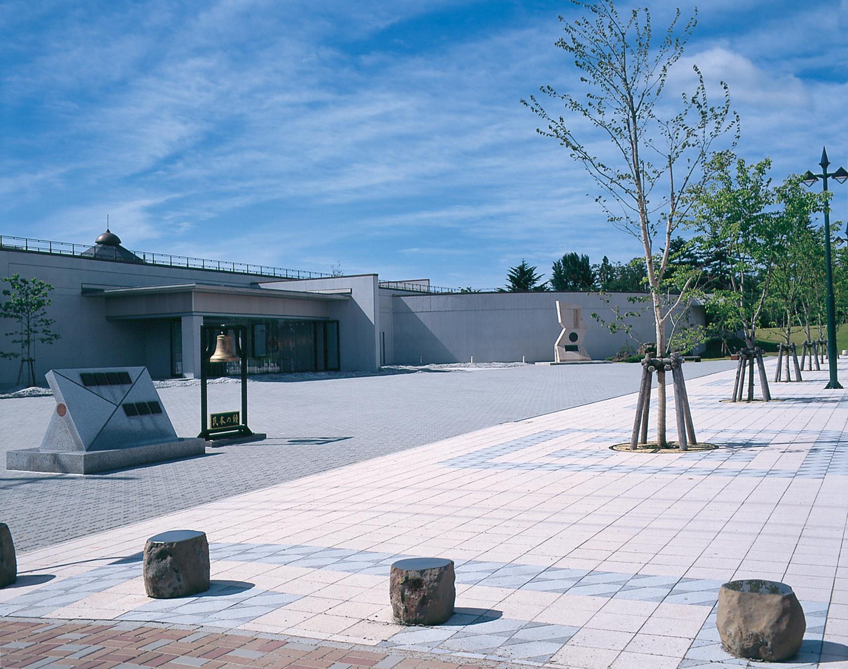 No.130092 吉野作造記念館