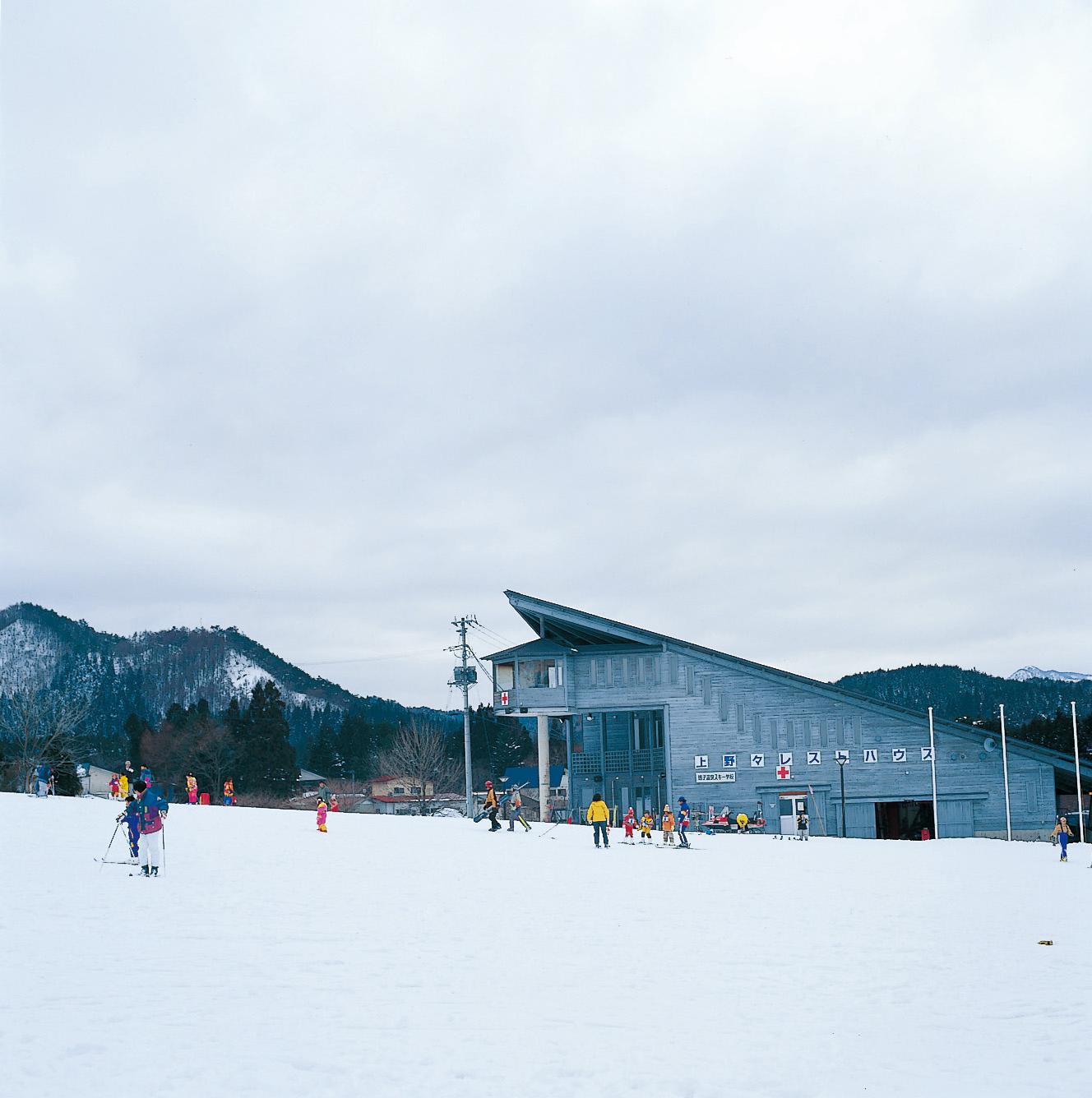 No.130125 上野々スキー場