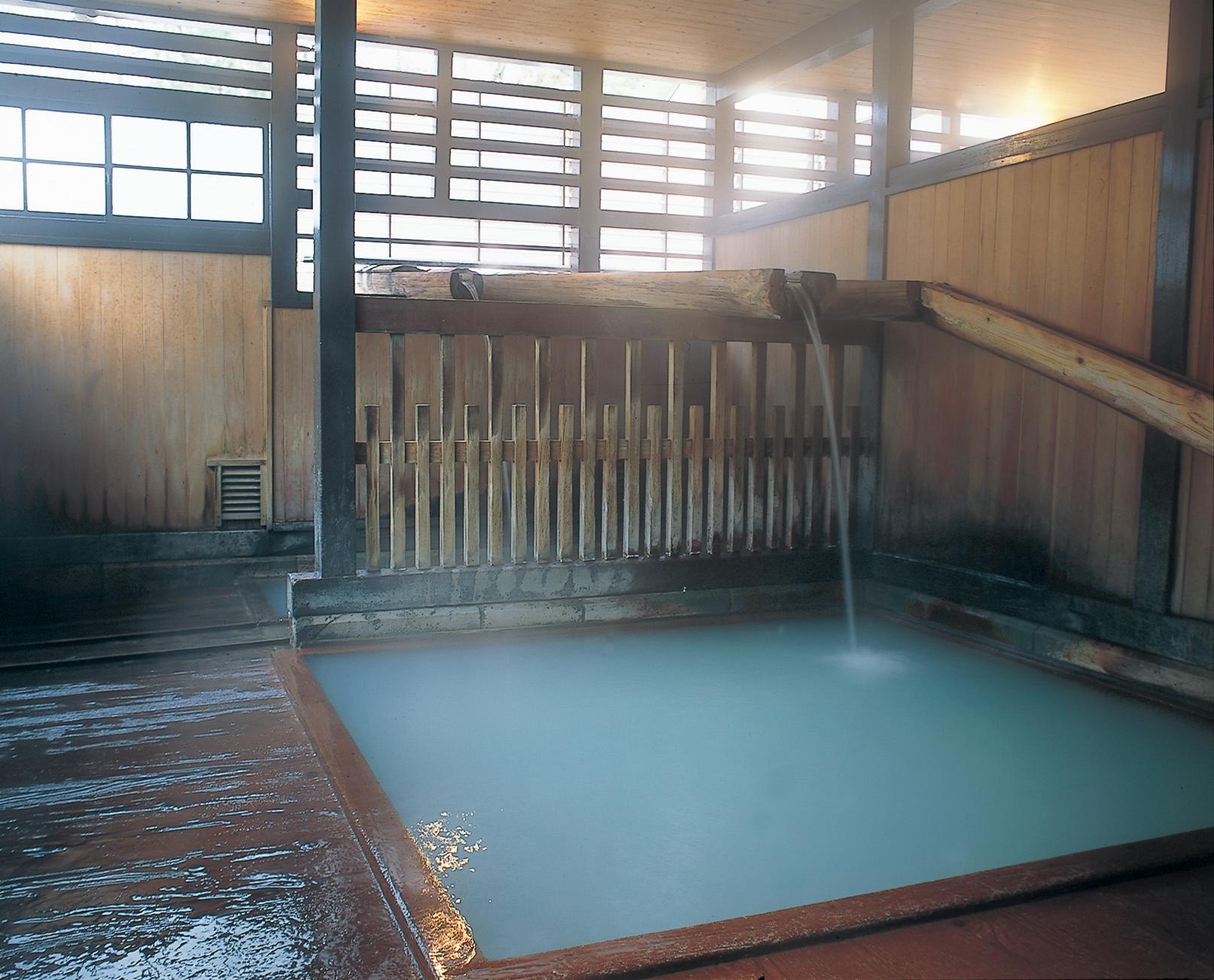 No.130136 鳴子温泉(滝の湯)
