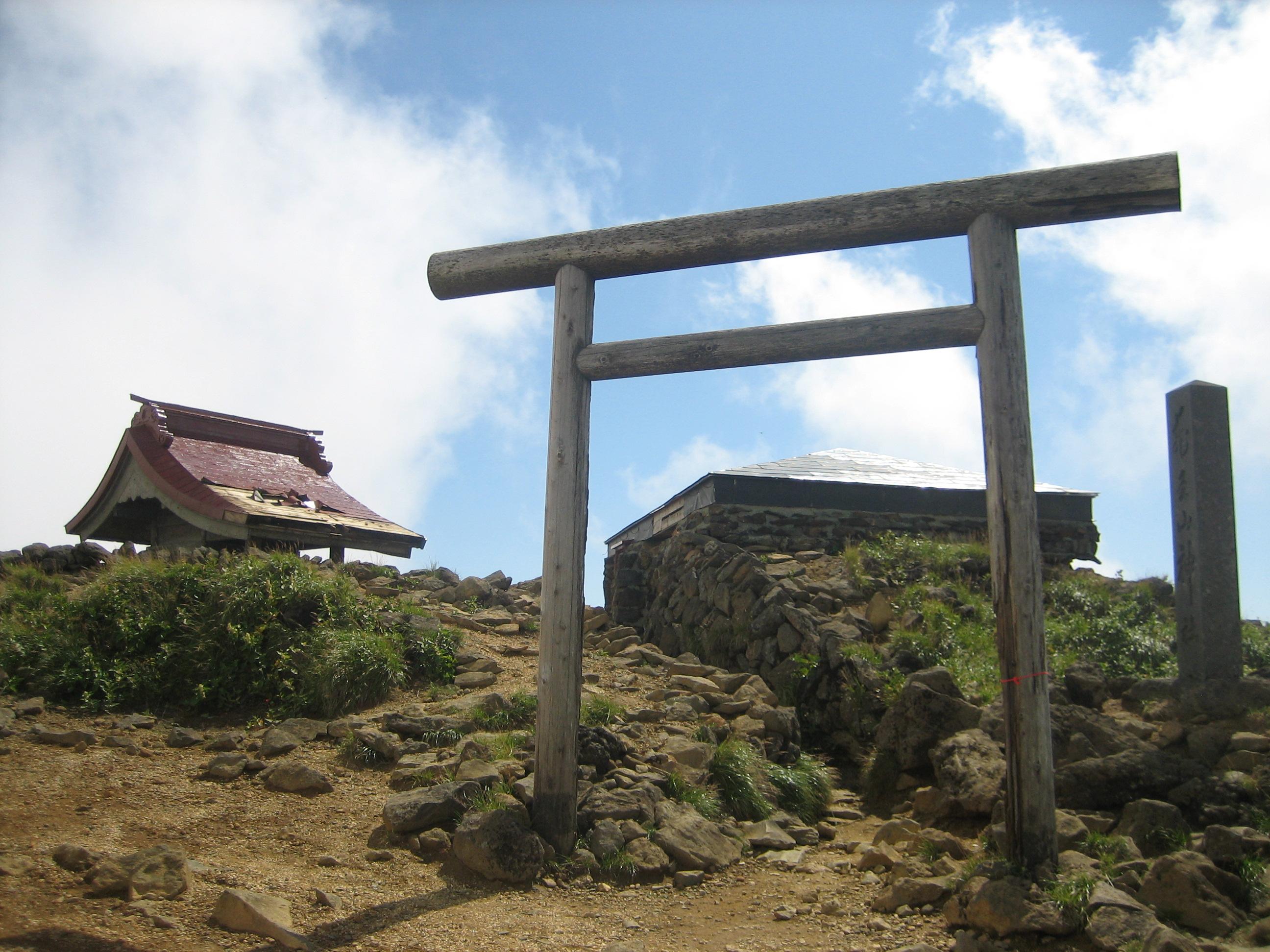 No.150021 刈田嶺神社(山頂)