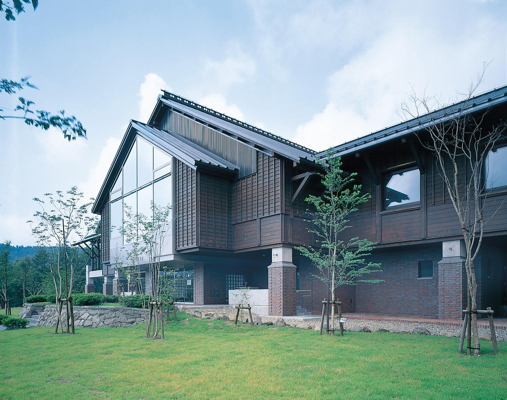 No.150128 ことりはうす(宮城県蔵王野鳥の森自然観察センター)