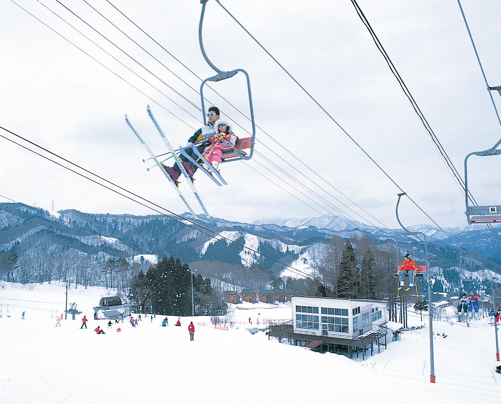 No.160038 みやぎ蔵王七ヶ宿スキー場