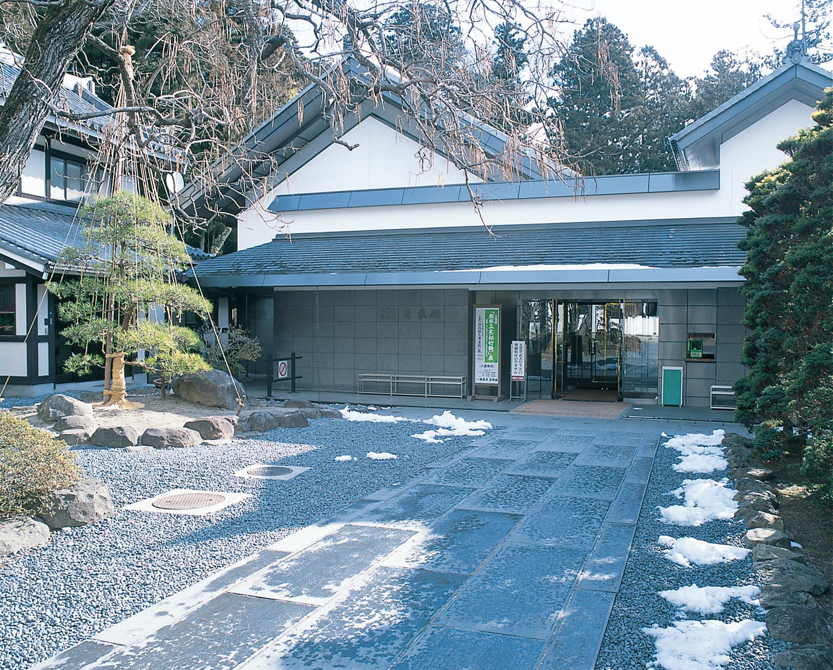 No.240068 瑞巌寺宝物館
