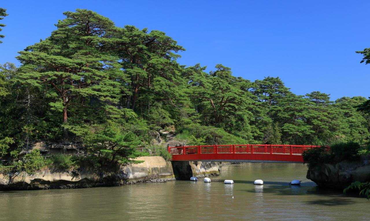 No.240108 雄島渡月橋