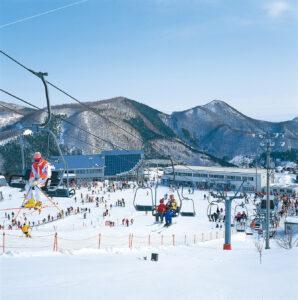 No.010366 スプリングバレー仙台泉スキー場